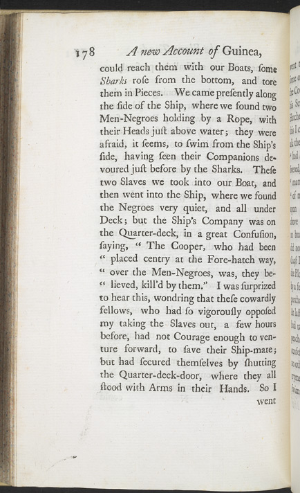 A New Account Of Some Parts Of Guinea & The Slave Trade -Page 178